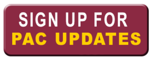 Sign up for PAC Updates